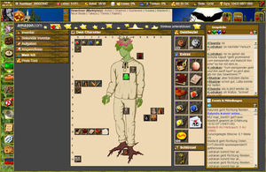 Screenshot 2 von Browsergame Simkea