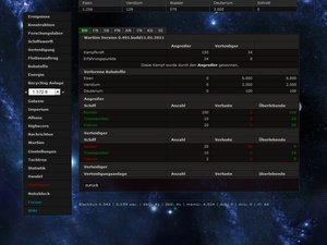 Screenshot 3 von Browsergame BlackSun