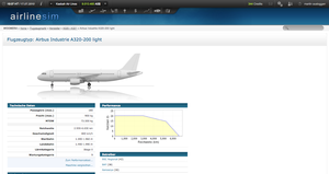 Screenshot 2 von Browsergame AirlineSim