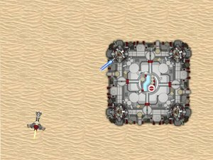 Screenshot 1 von Browsergame Plenty Planes