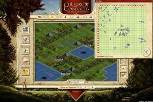Screenshot 3 von Browsergame Culture Conflicts