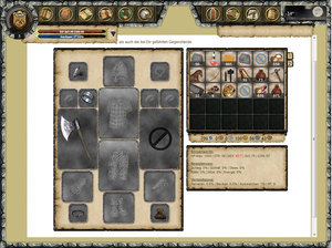 Screenshot 2 von Browsergame Eaden-Andran