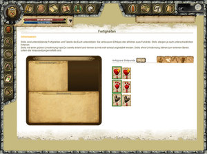Screenshot 3 von Browsergame Eaden-Andran