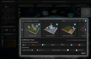 Screenshot 5 von Browsergame eXperinox