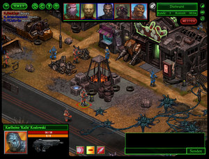 Screenshot 3 von Browsergame Bionic Battle Mutants